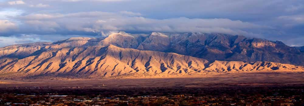 Picture of The Sandia Mountains